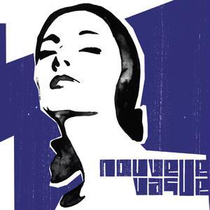 NOUVELLE VAGUE - NOUVELLE VAGUE(LTD TRANSPARENT VINYL)