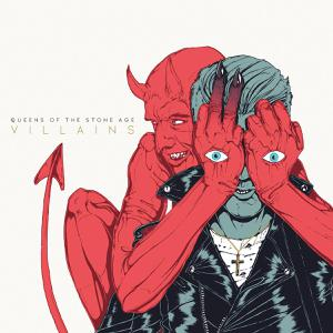 QUEENS OF THE STONE AGE - VILLAINS-LTD-INDIE-EDITION