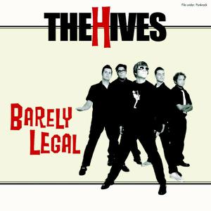 HIVES, THE - BARELY LEGAL-COLOURED VINYL