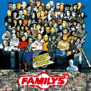 FAMILY 5 - EIN RICHTIGES LEBEN IN FLASCHEN(LP+CD)