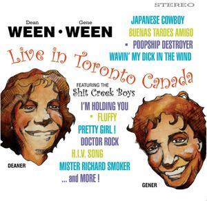 WEEN - LIVE IN TORONTO (LTD. COLOURED VINYL)