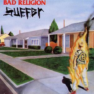 BAD RELIGION - SUFFER-30TH ANNIVERSARY EDITION-COLOURED VINYL