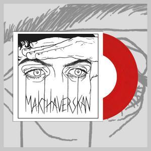 MAKTHAVERSKAN - DEMANDS / ONKEL (RED VINYL)