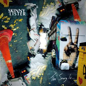 SKINNY LISTER - THE STORY IS... - COLOURED VINYL