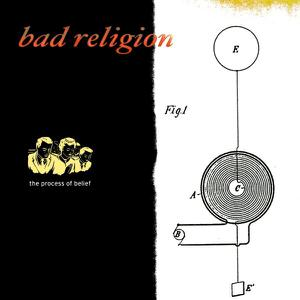 BAD RELIGION - THE PROCESS OF BELIEF (COLOURED VINYL)